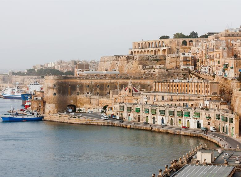 Malta: Tour of the Capital City of Valletta