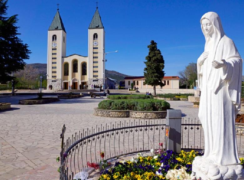 Tips for taking a tour to Međugorje from Dubovnik