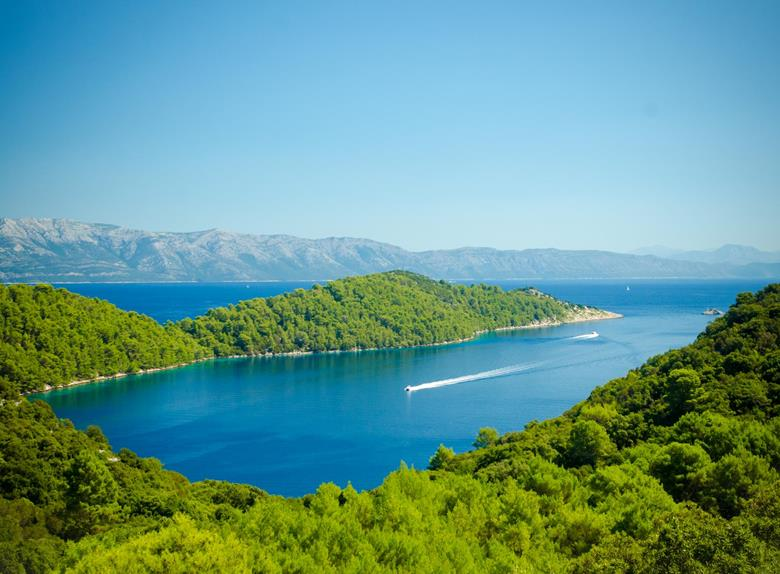 Explore the National Park Mljet