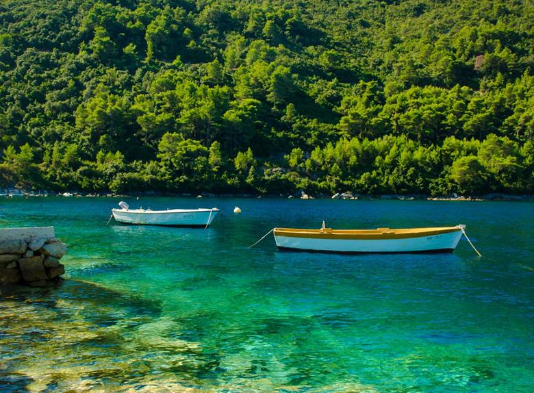 National Park Mljet Boat Tour from Dubrovnik