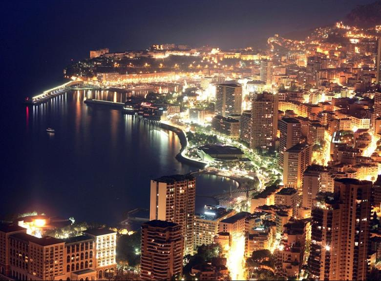 Monaco by Night - Private Tour from Nice