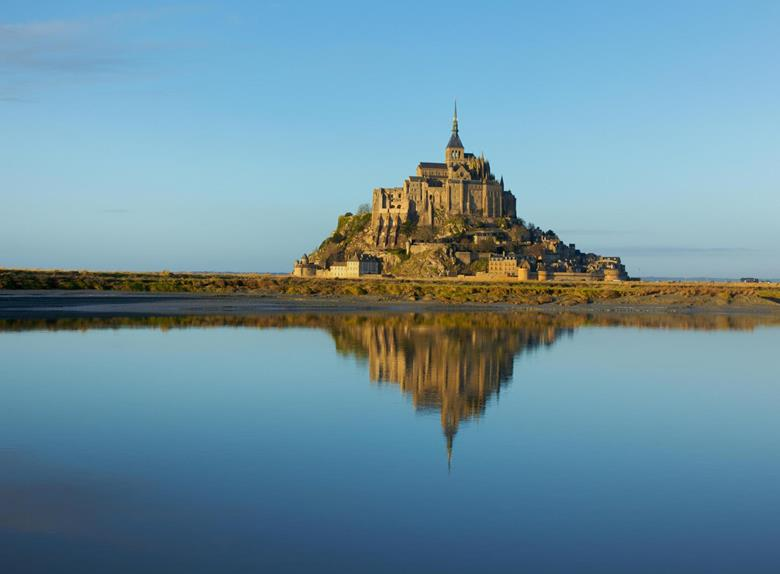Mont Saint Michel On Your Own from Paris