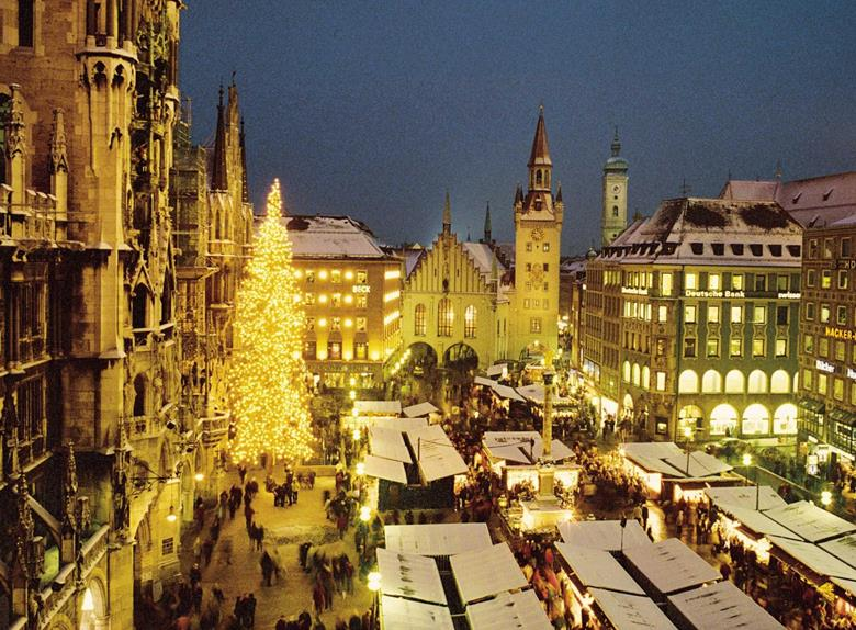 Munich Christmas Market.Munich Christmas Market Tour 2019 Happytovisit Com
