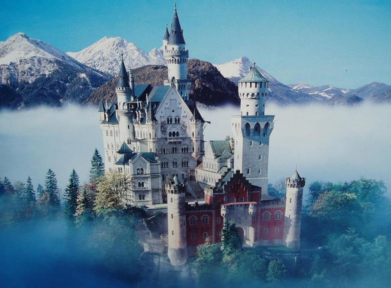 Munich Germany Tours Castle