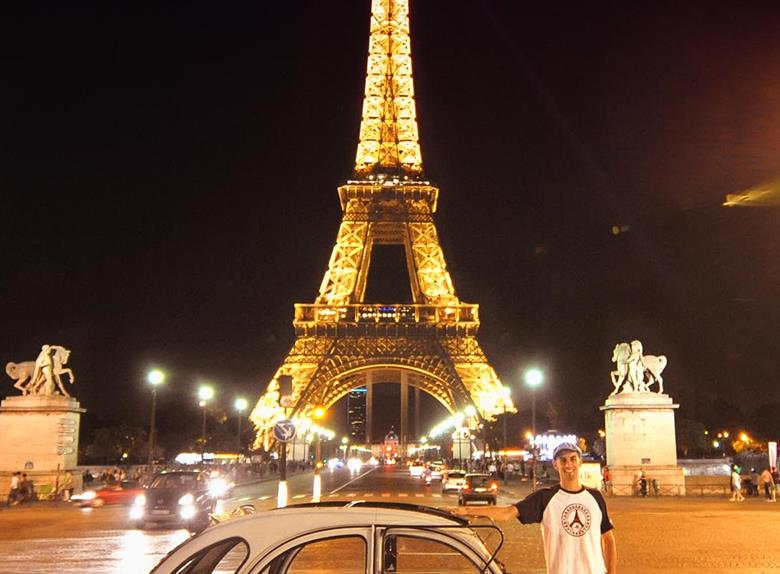 night tour montmartre from paris by citroen 2cv paris. Black Bedroom Furniture Sets. Home Design Ideas