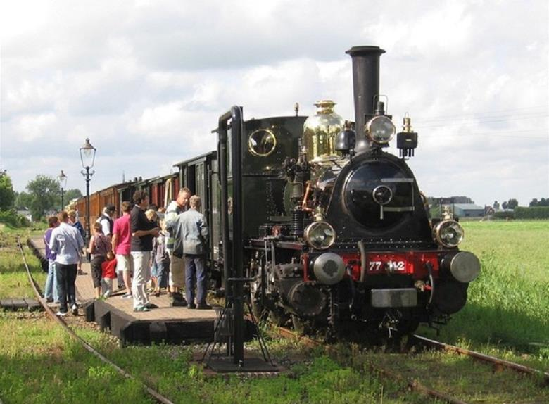 North Holland by Steam Train & Ship + Zuiderzeemuseum Full Day Tour from Hoorn