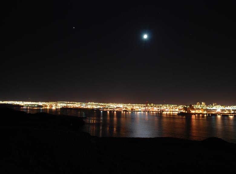 Reykjavík: Northern Lights Cruise + Dinner