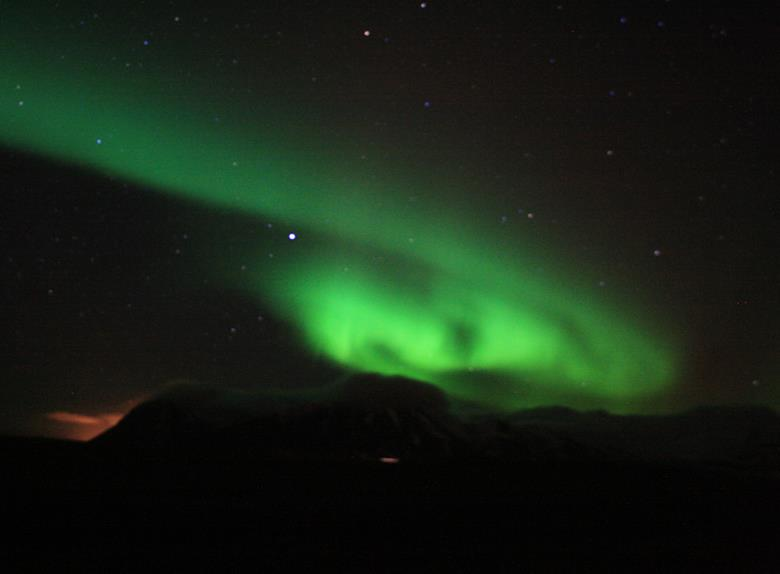 Northern Lights Tour from Akureyri