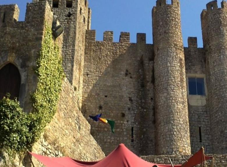 "Óbidos ""Discover it Yourself"" Half Day Tour from Lisbon"