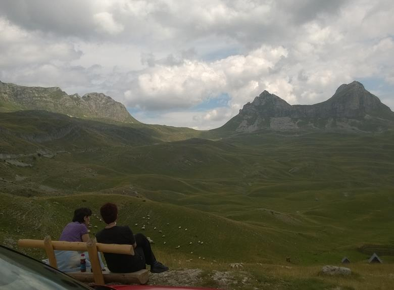 One Day Jeep Safari on NP Durmitor in Foca