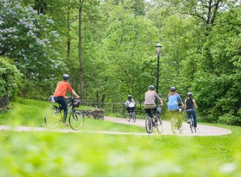 Oslo Akerselva River Bike Tour Oslo