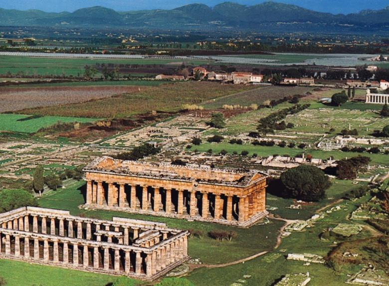 Paestum Greek Ruins Private Tour from Naples