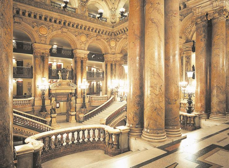 Opera Garnier Tour with Offical Opera de Paris Guide