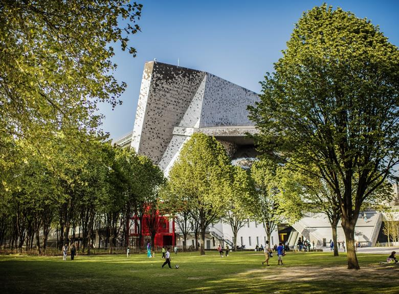 Philharmonie de Paris Guided Tour
