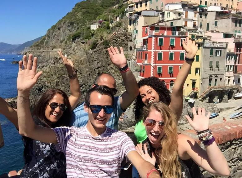 Day Trip to Pisa and Cinque Terre from Florence
