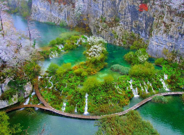 Plitvice Lakes from Zadar Every Day