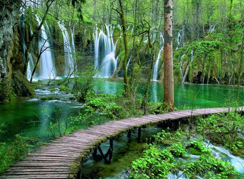 Plitvice Lakes Full Day Tour from Zagreb