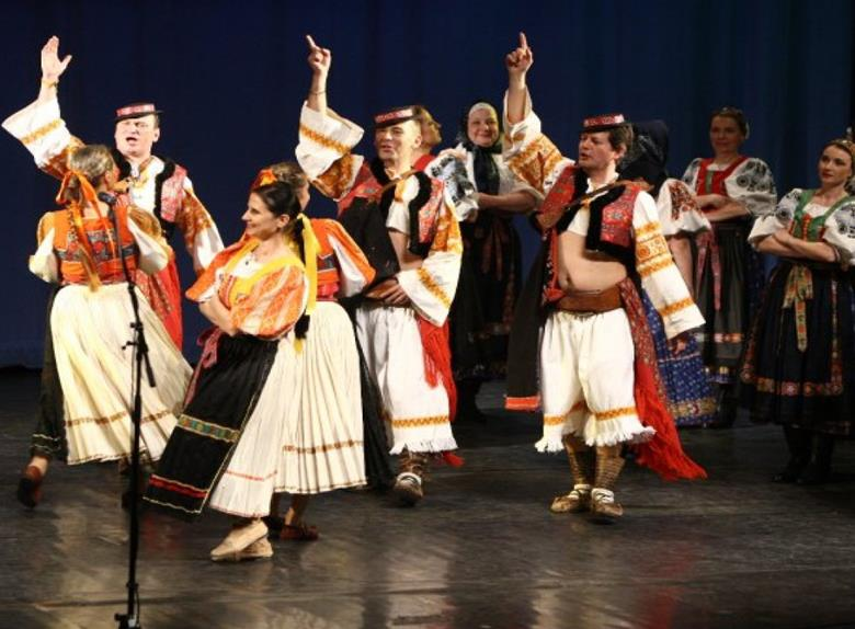 Prague Folklore Evening with Live Music and Dinner