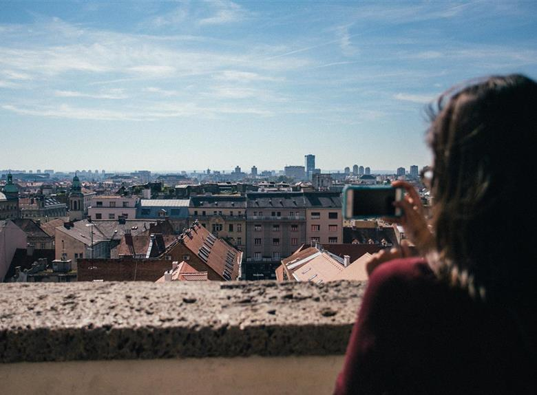 Private City Tour of Zagreb: Through the eye of a local