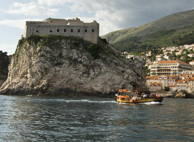 Private Tour by Boat Mare from Dubrovnik (for up to 44 people)