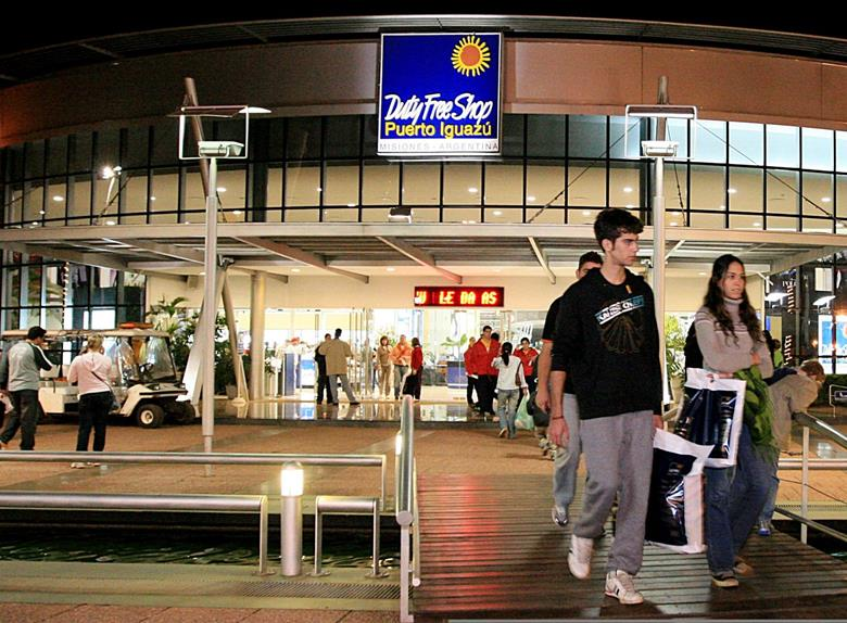 Duty free shopping u Puerto Iguazu - izlet iz Foz do Iguacua