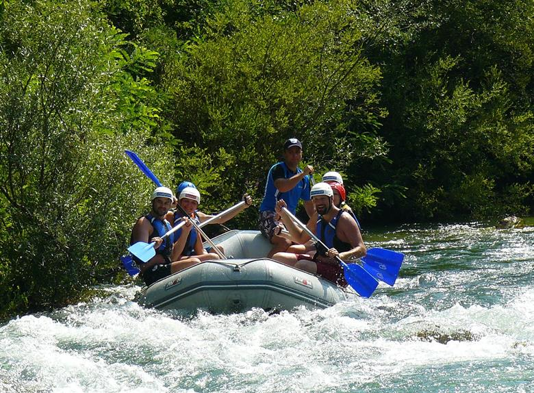 Rafting Tours in Omis