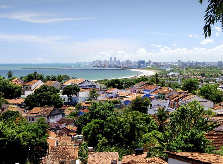Recife and Olinda City - Private Tour from Recife or Porto de Galinhas