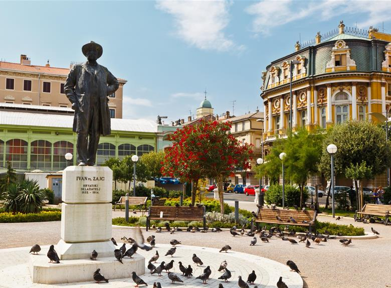 Kvarner tour:Beautiful pearlsOpatija & Rijeka