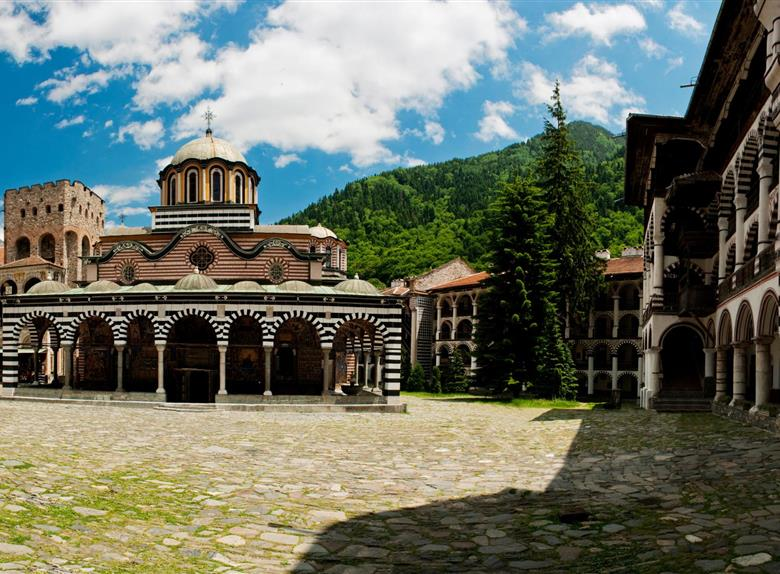 Tour to Rila Monastery & Boyana Church with Lunch from Sofia