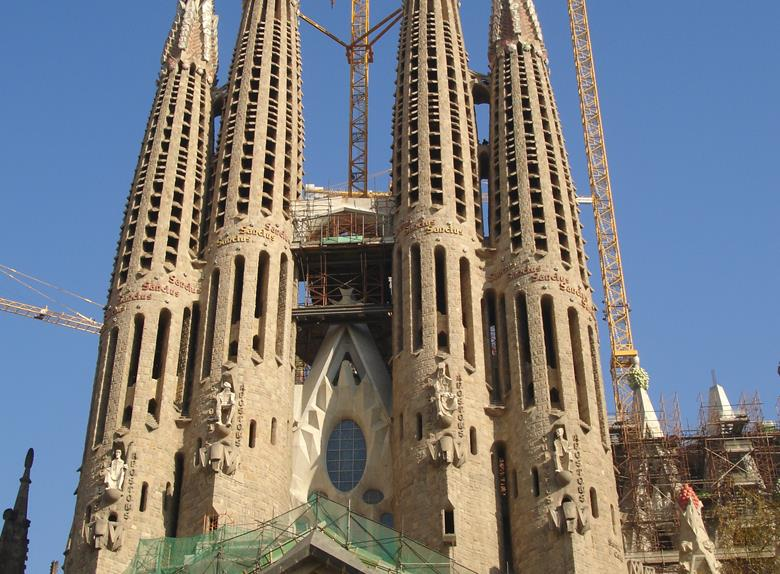 Gaudí -The Sagrada Família: Bus Tour in Barcelona