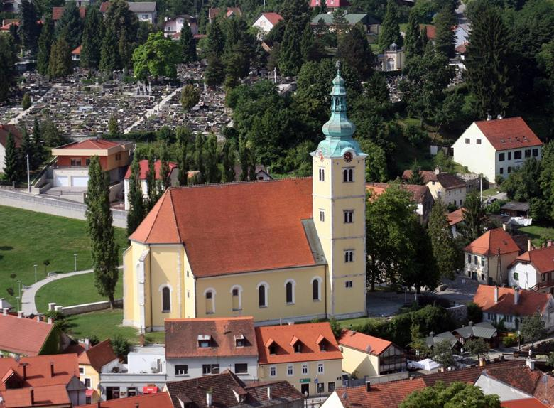 Explore the charming city of Samobor