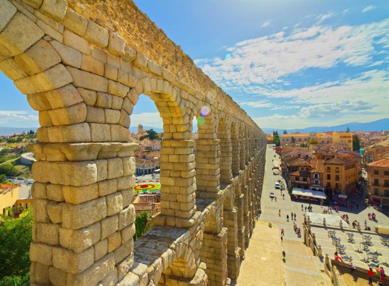 Full Day Tour to Segovia and Avila from Madrid