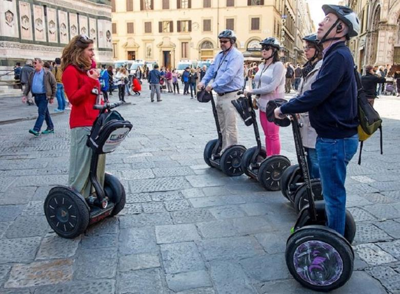 Segway Tour: Meet Florence