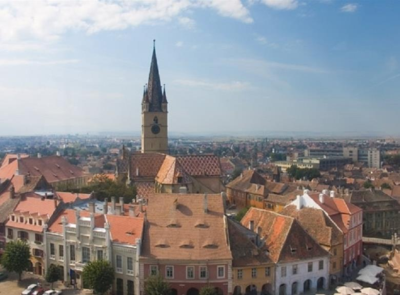 Full Day Tour to Sibiu from Brasov