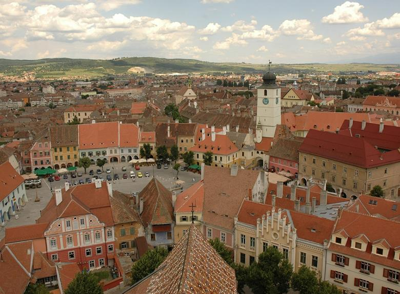 Sibiu Sightseeing 2-Hour Walking Tour