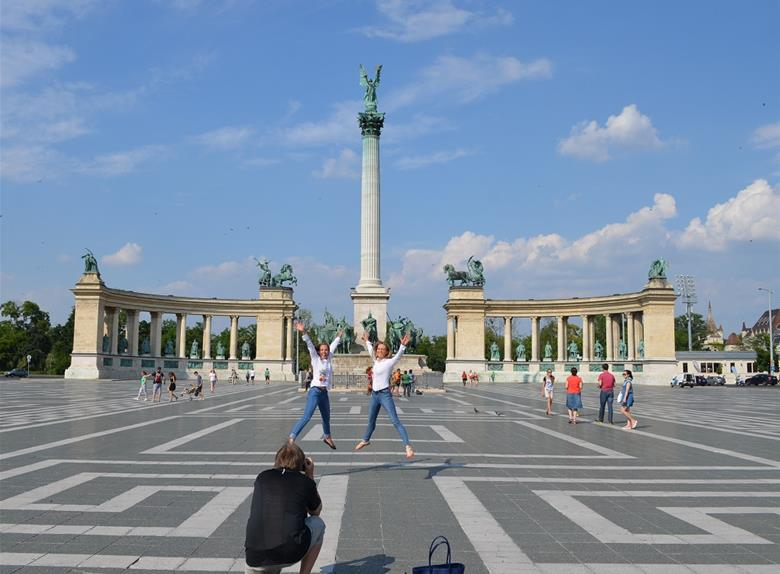 Sightseeing Budapest: Ideal City Tour in English Language