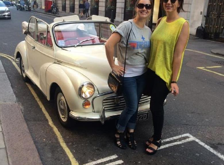 Sightseeing Tour by Classic Car from London