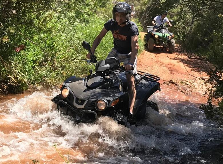 3 Hour Quad Bike Experience in Sintra