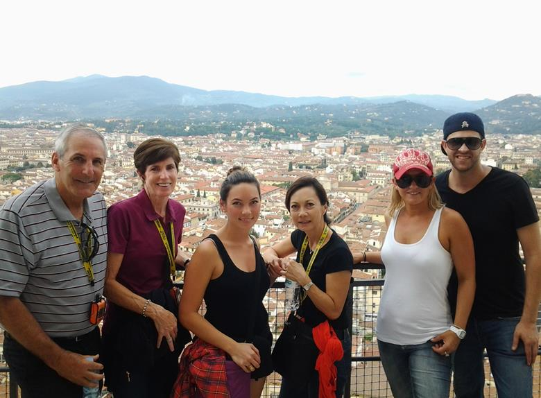Enjoy tour to Florence from Livorno