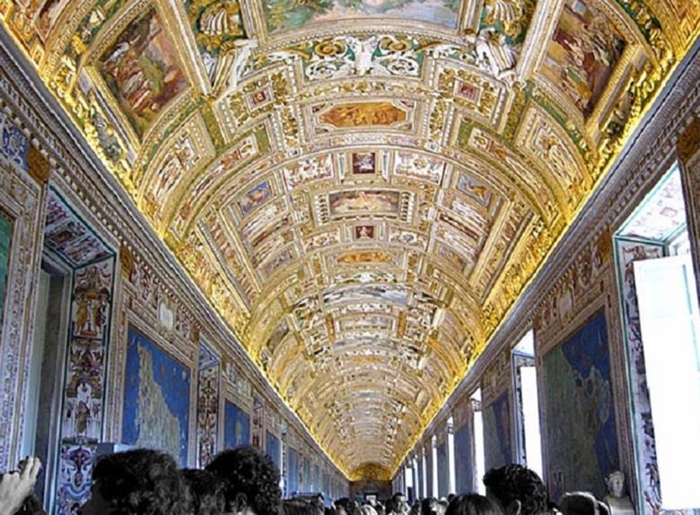 skip the line tour in rome vatican museum sistine chapel st