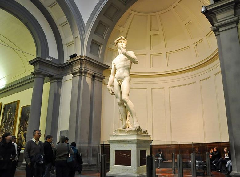 visiting the accademia florence - photo#5
