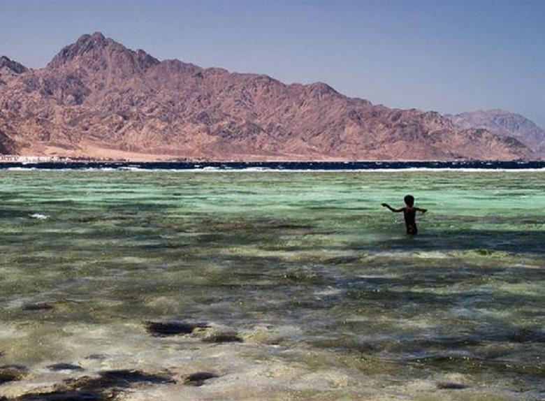 Snorkeling in Dahab and Blue hole from Sharm el Sheikh