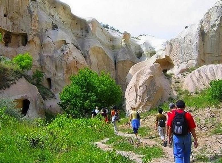 South Cappadocia Green Tour with Trekking in Ihlara Valley