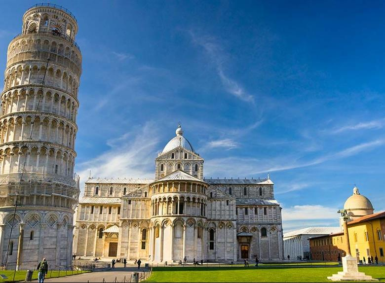 Splendid Pisa - Half Day Tour from Florence