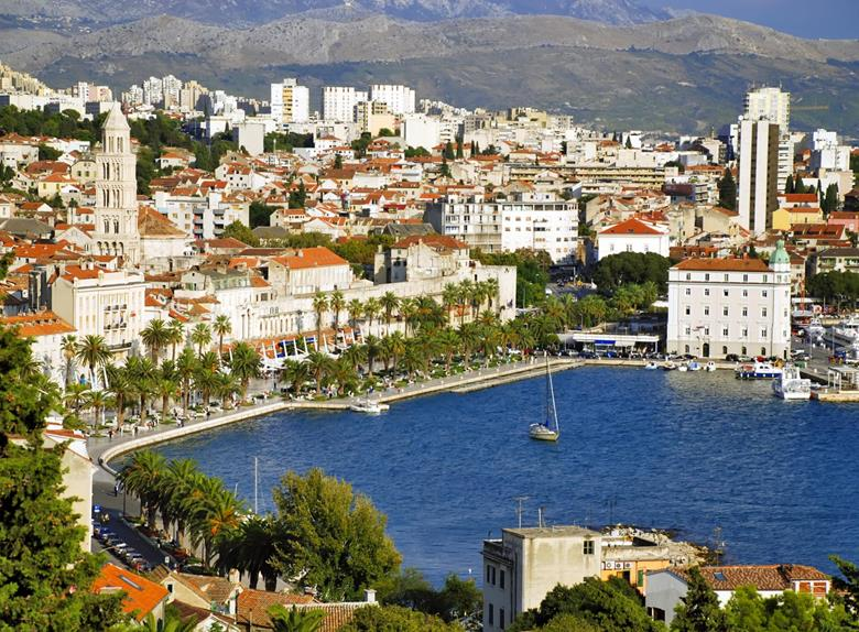 Diocletian Palace tour from Split