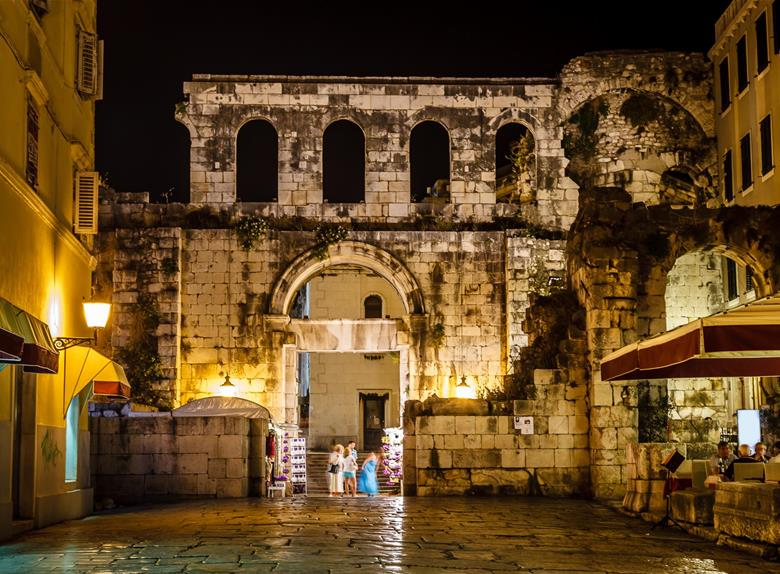 History Tour of Split & Trogir