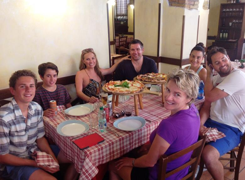 Italian Pizza and Gelato Cooking Class from Pisa