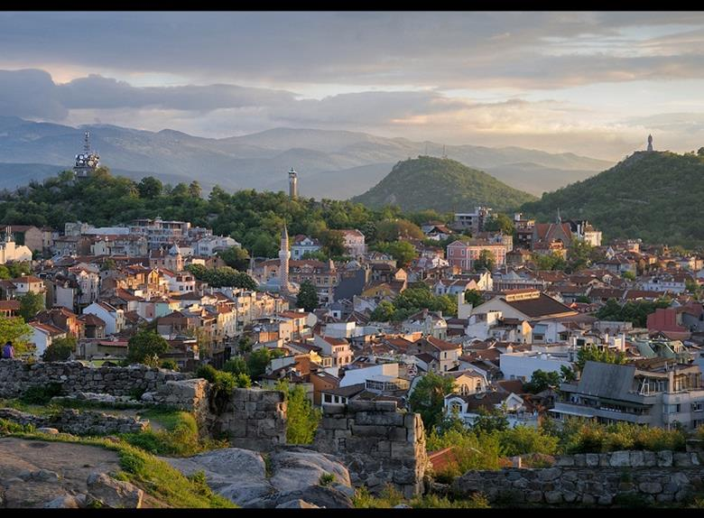 The Ancient City of Plovdiv + Lunch: Tour from Sofia