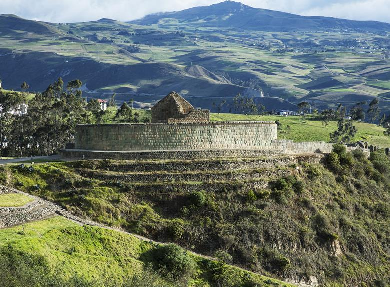 The Ingapirca Inca Ruins and Train Tour from Cuenca