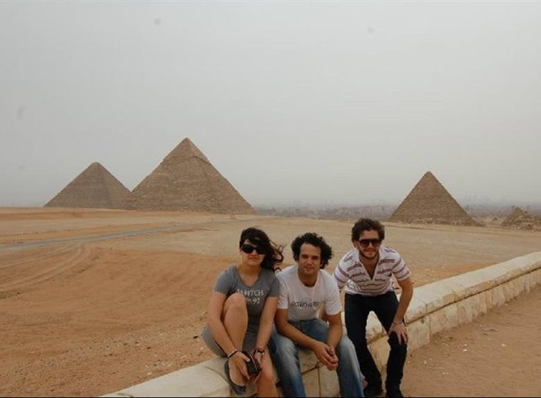 Tours to Cairo and Pyramids from Port Said